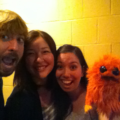 Phillian, Jojo, and Ktreds -- Miss Saigon  North Shore Music Theatre 2013