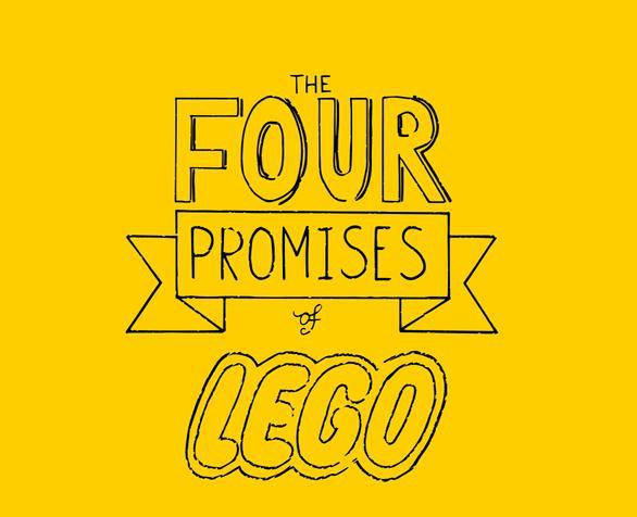 Four Promises of Lego