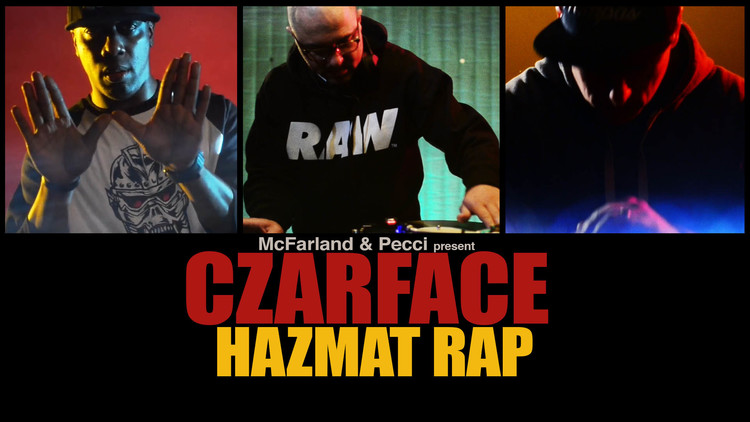 "McFarland and Pecci Present ""Hazmat Rap"" Music Video"