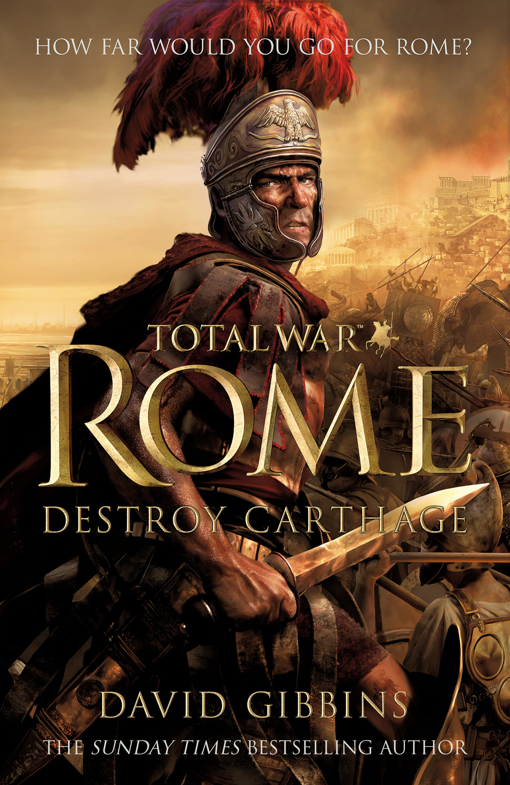 Total War Rome: Destroy Carthage David Gibbins