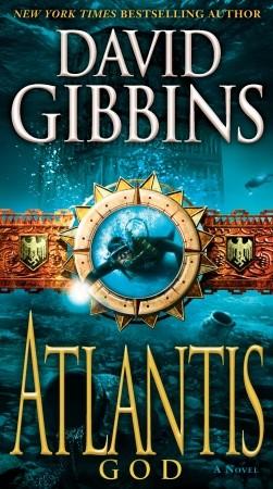Atlantis God David Gibbins US