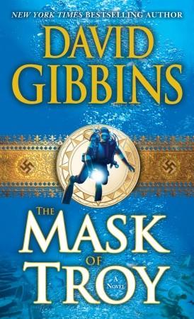 The Mask of Troy David Gibbins US