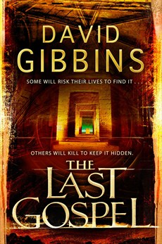 The Last Gospel David Gibbins UK