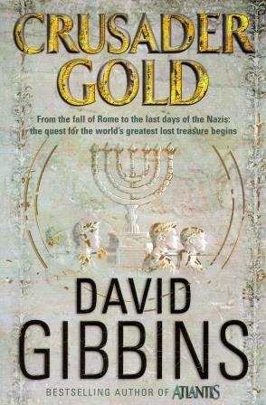 Crusader Gold David Gibbins UK
