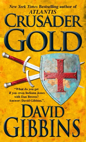 Crusader Gold David Gibbins US