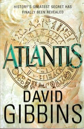Atlantis David Gibbins UK