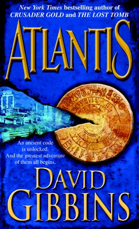 Atlantis David Gibbins US