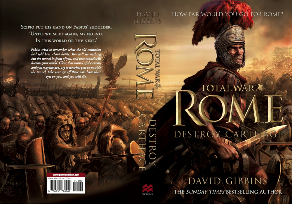 The hardback cover, for the UK, US and international editions.