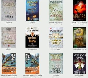 Click on this image to see a gallery of more than 160 INTERNATIONAL EDITIONS of my ten novels to date.