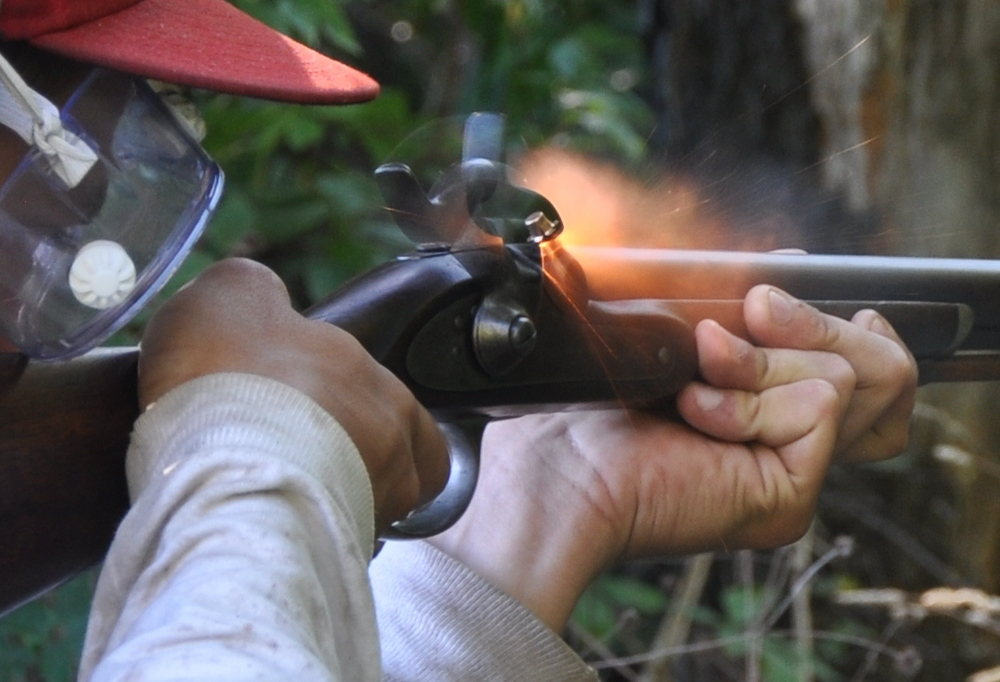 1856 Enfield smoothbore conversion