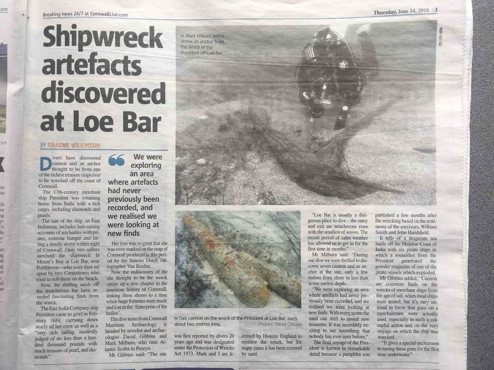 Loe Bar West Briton article 14 June 2018.jpg