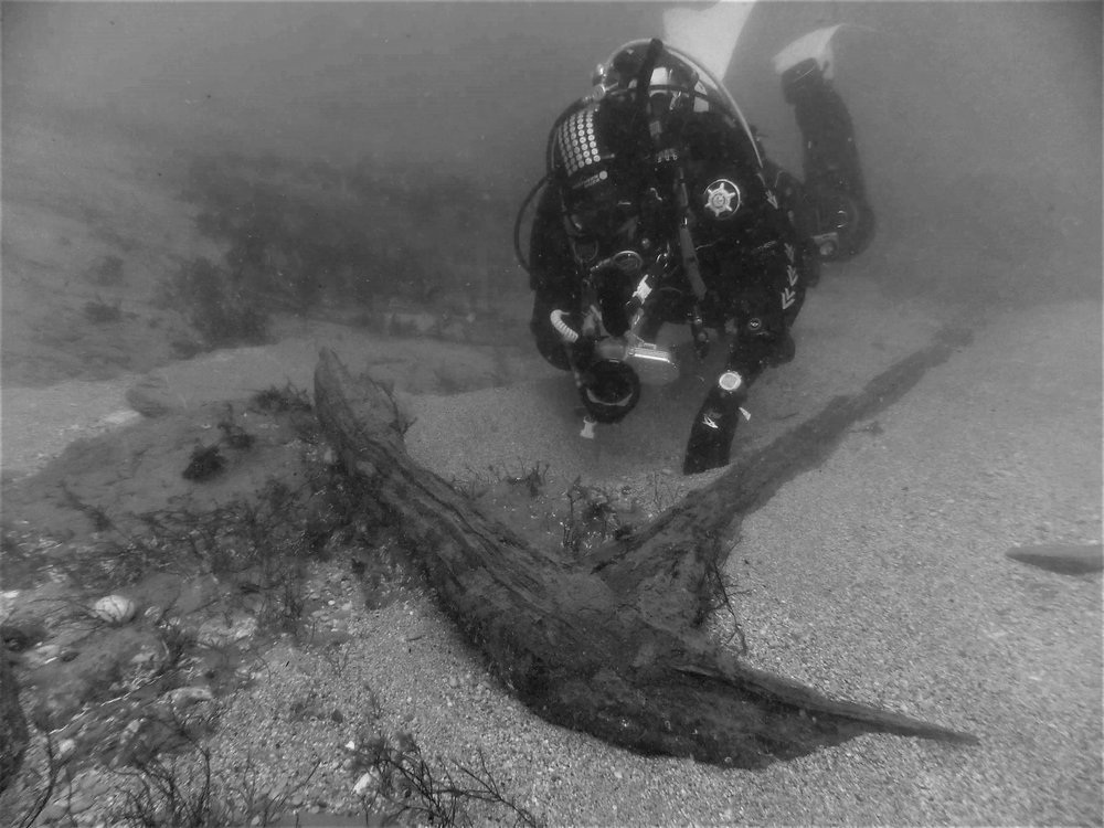 1 David Gibbins shipwreck anchor 30518.jpg
