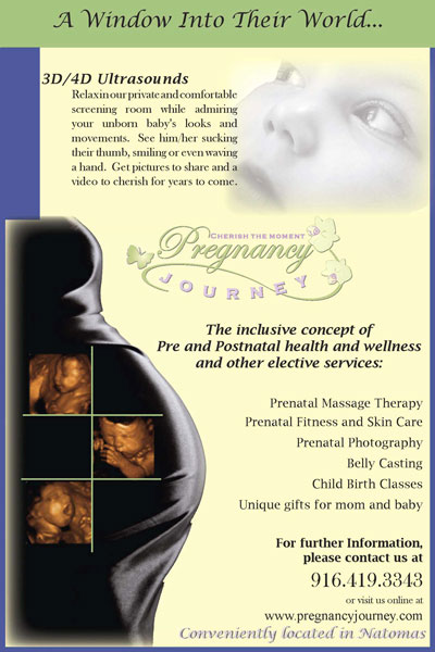 Pregnancy Journey Ad