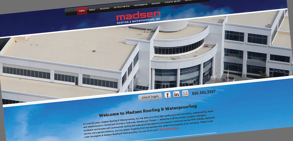 Madsen Roofing