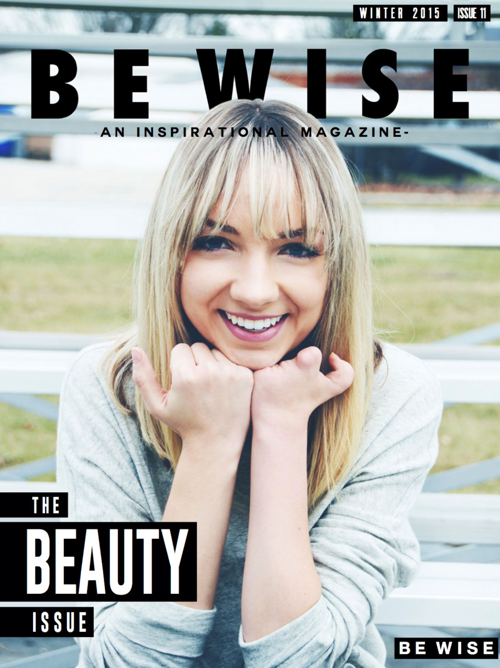 BE WISE magazine - Winter 2015. To view the full issue click here.