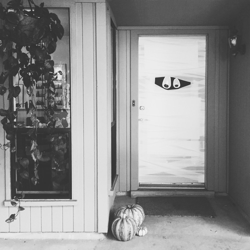 Cases de Henderson -Austin, TX.Halloween 2015.