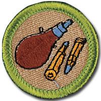 Boy Scout Rifle Shooting Merit Badge