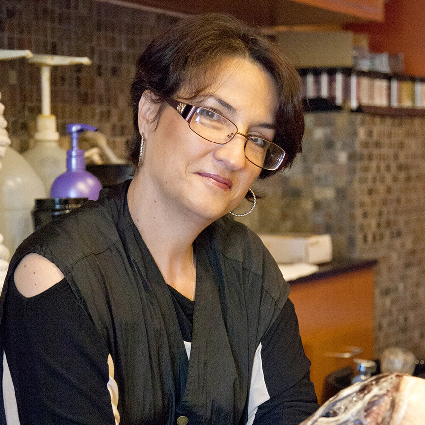 LISA   Lisa is one of House of Style's friendly and professional hair washers.