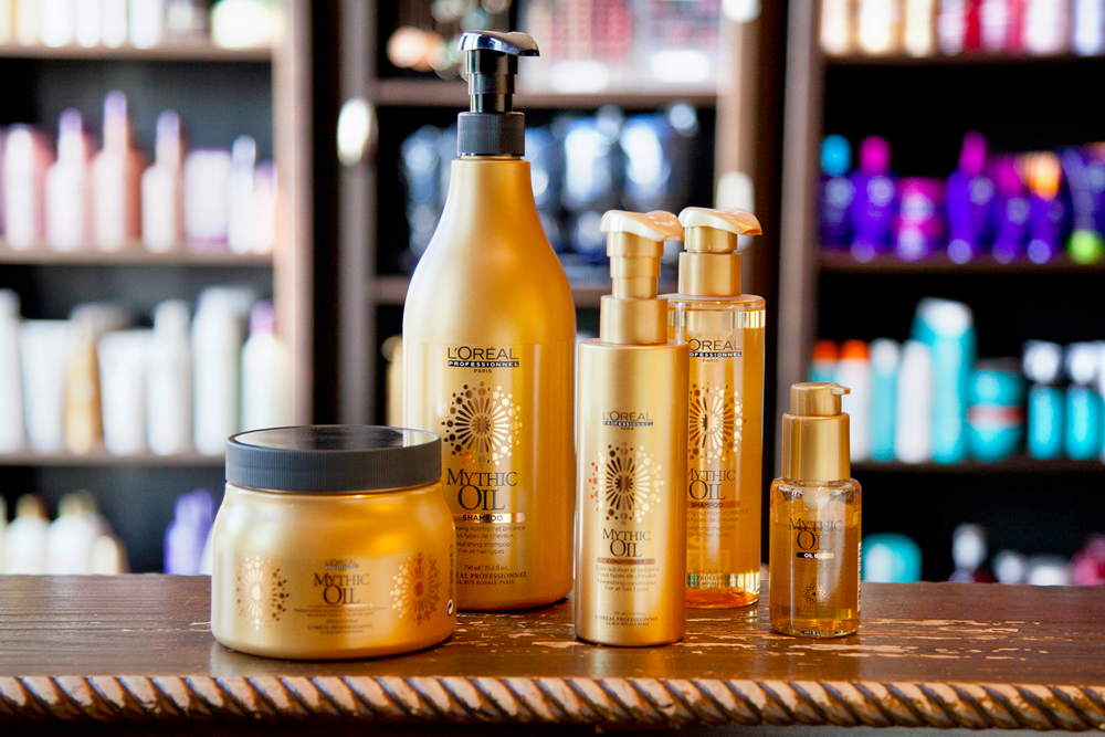Our services range from updo's to expert conditioning treatments. Learn more here.