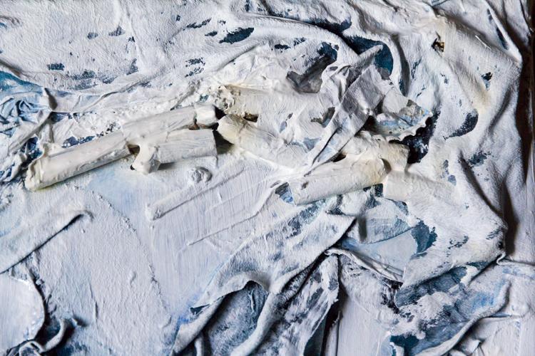 Blue Storm - detail