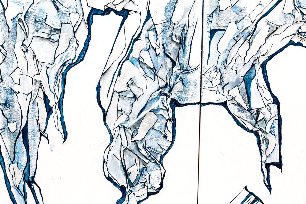 Ice Cave Diptych (zoom)