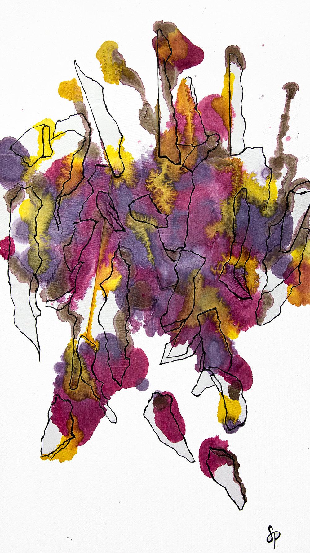 Acid Rorschach Petals