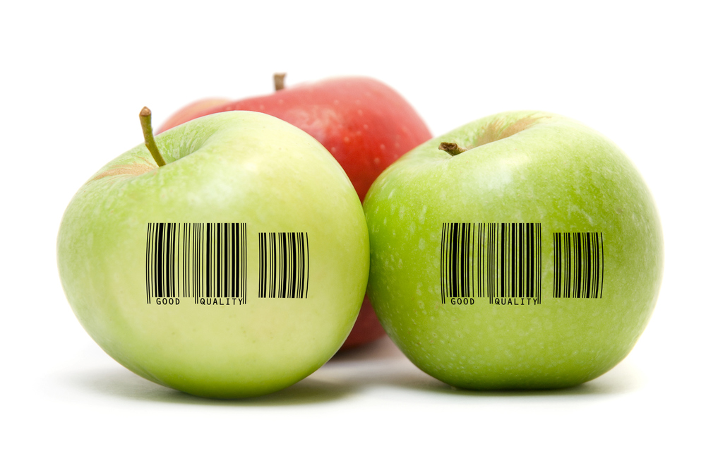 Make sure you are comparing apples with apples, there are lots of options for barcoding, RFID and/or tagging your assets.