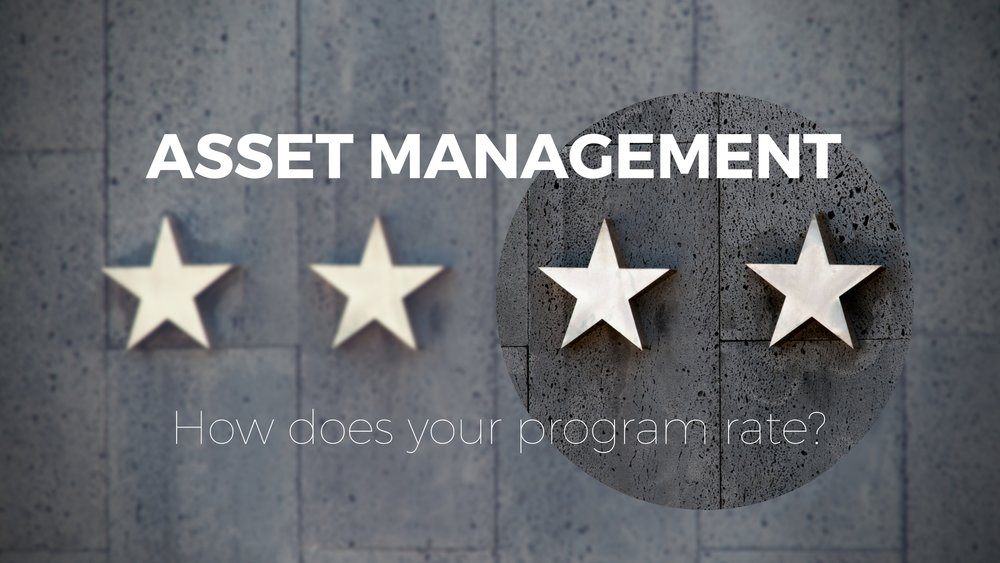 Asset management process review