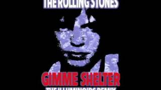 "REMIX The Rolling Stones ""Gimme Shelter"" (The Illuminoids Remix)"