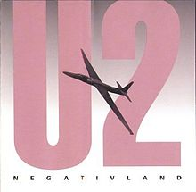 "Cover art for the album ""U2"" by Negativland."