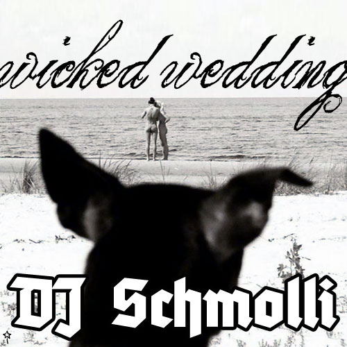 DJ Schmolli -mp3 cover designed by Simon Iddol