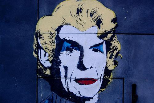 Spock/Monroe --Ludovic Bertron
