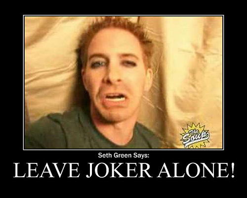 "Seth Green spins ""Leave Britney Alone"" -- scorp_stanton"