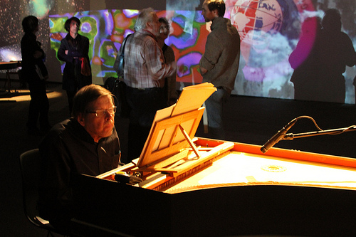 John Cage - Eyebeam Art + Technology...