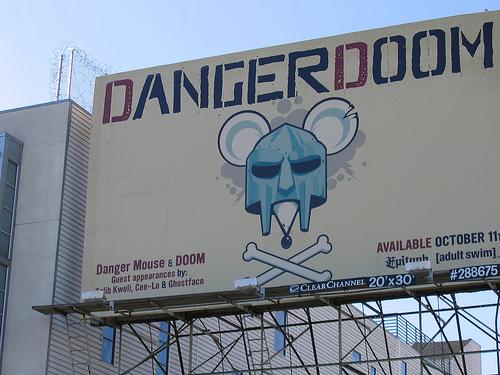 Danger Mouse --Michael Van Vleet