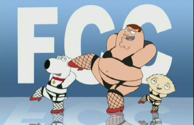 The Fox Broadcasting Company holds all rights to Family Guy