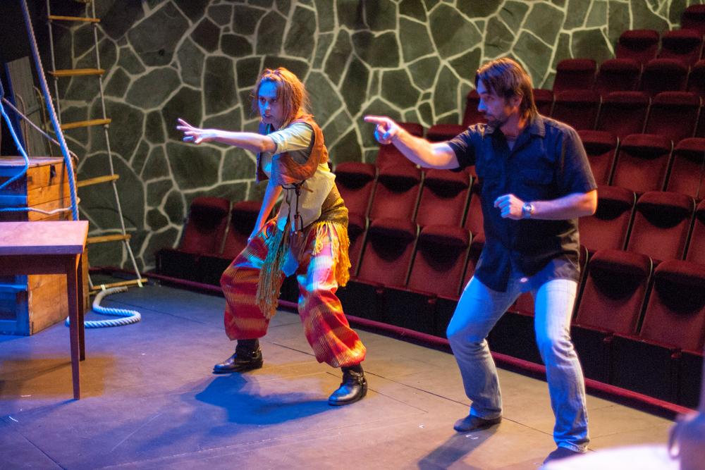 Aarresaari (2012). Courtesy: Komedia Teatteri and Suomen Teatteriopisto.