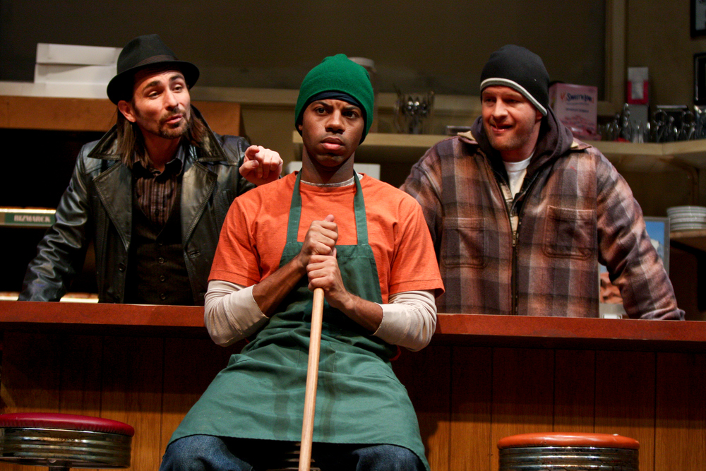 Superior Donuts (2011).  Courtesy: San Diego Repertory Theatre