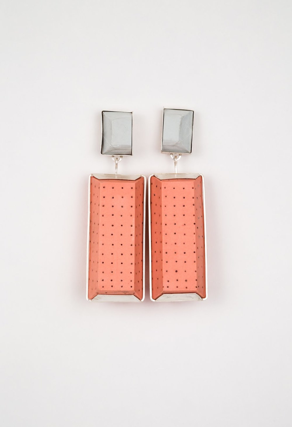 E7 McMahon, Shelly light orange dangle earrings.jpg