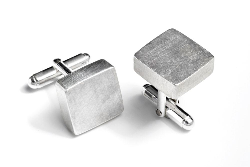 C2 Holden, Sarah square silver cufflinks.jpg
