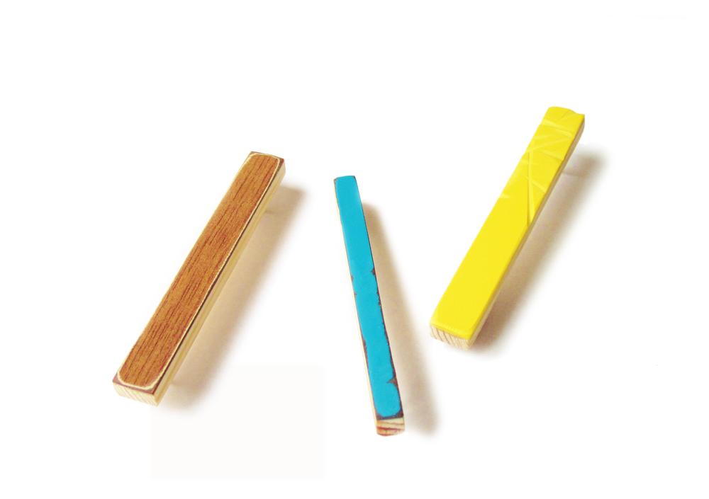 B5 Vanmol, Karen yellow bar, turquoise bar, wood bar, set of 3.jpg