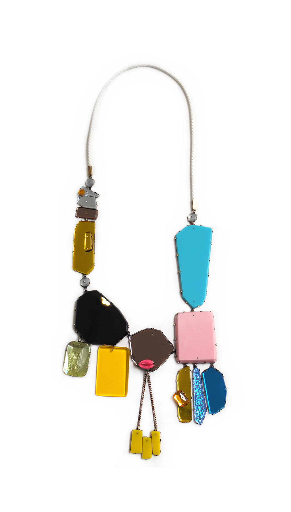 N1 Couppee, Nikki  long multicolored gem necklace.jpg