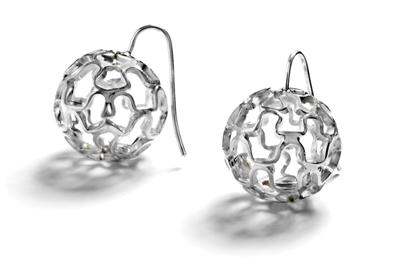 EE11 Holden, Sarah small sphere, ruffle design, sterling silver.jpg