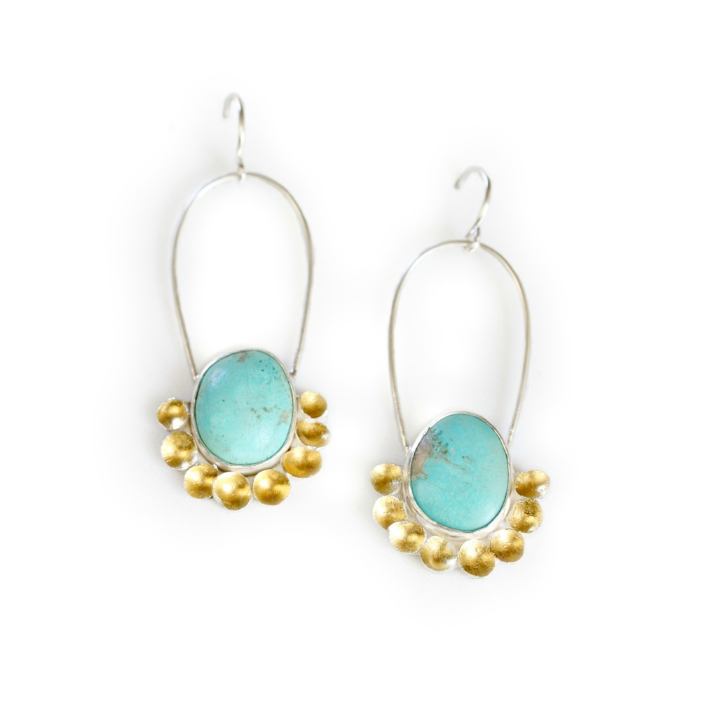 E5 Lime, Katie turquoise drops with 24 kt gold seeds on hooks.jpg