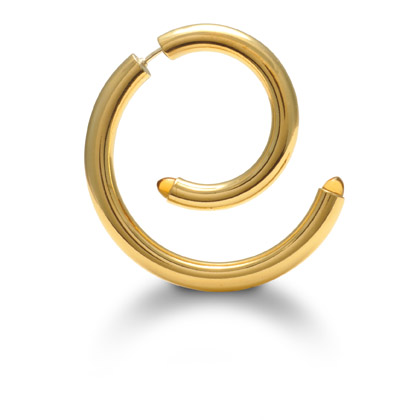 E2 Perluck, Lucia (LPPDE4-GF) gold filled tubing in spiral with citrine at each end.jpg