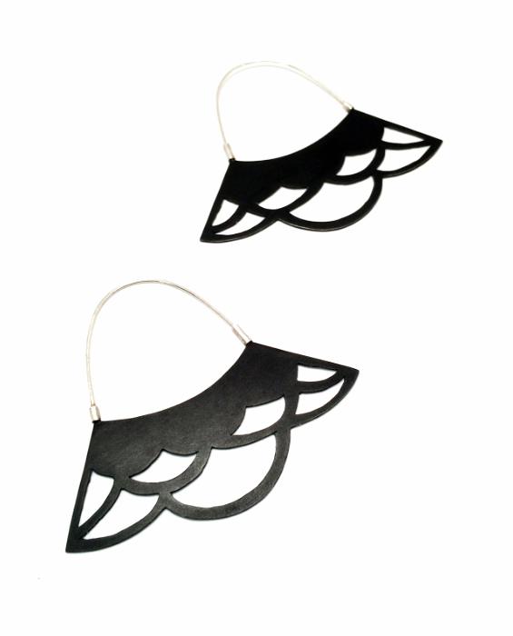 April Wood Earrings Galore 2016