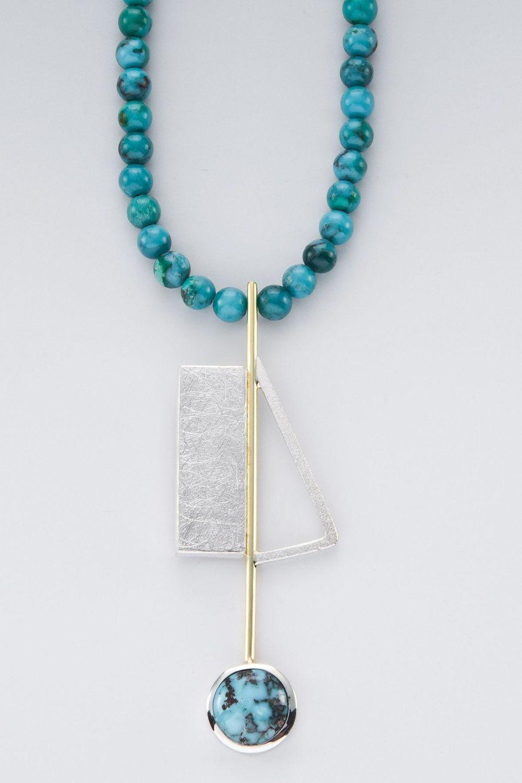 Kerman J. N4 (N633) ss, 18kt, Chinese turquoise $1640.jpg