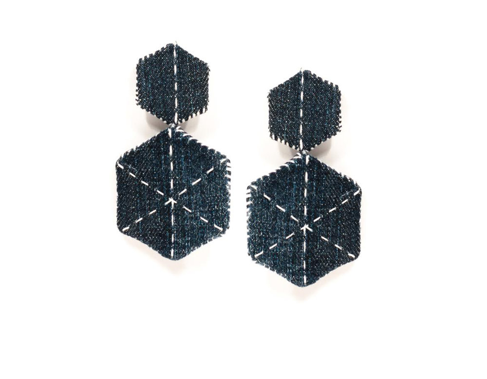 Louise Perrone Earrings GAlore 2017