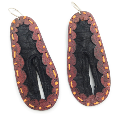 Orange Creek Earrings