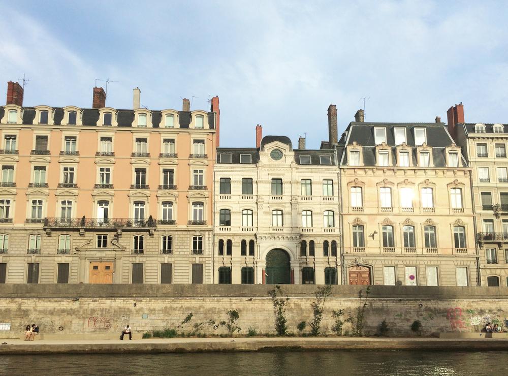 Grande synagogue de Lyon - 13 quai Tilsit - ©BUMPER FRANCE